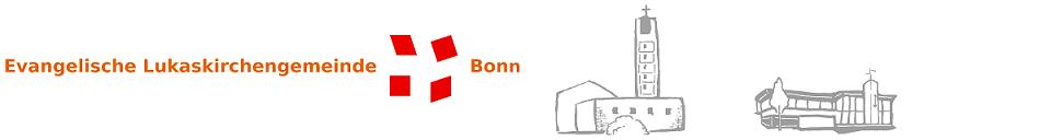 Evangelische Lukaskirchengemeinde Bonn - Logo