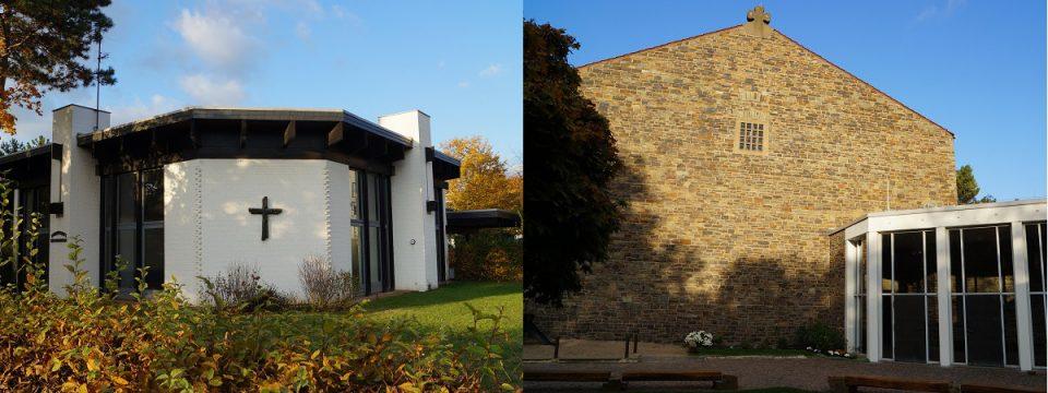 Gemeindeforum und Lukaskirche