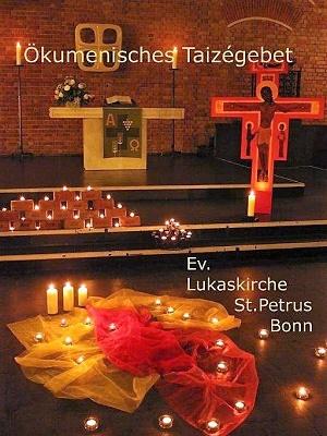 Taizégebet in der Lukaskirche