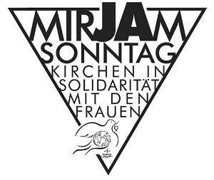 Mirjam-Sonntag - Kirchen in Solidarität mit den Frauen