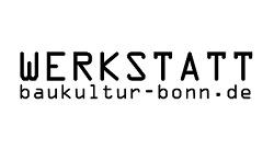 Logo der Werkstatt Baukultur Bonn
