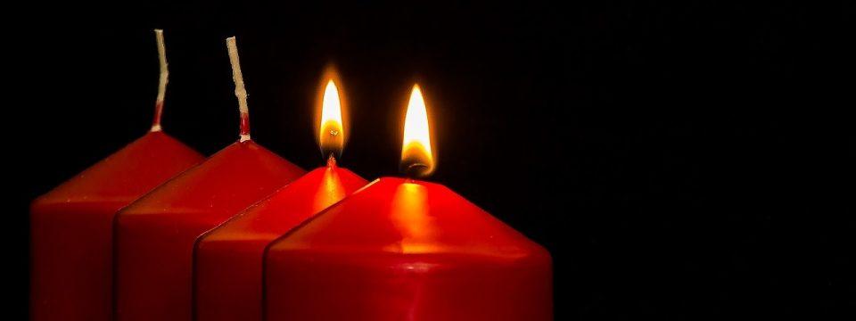 Vier Kerzen: Die zweite Kerze brennt