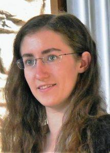 Porträtfoto Alina Gehlen