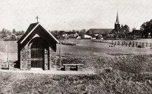 Auerberger Heiligenhäuschen 1953