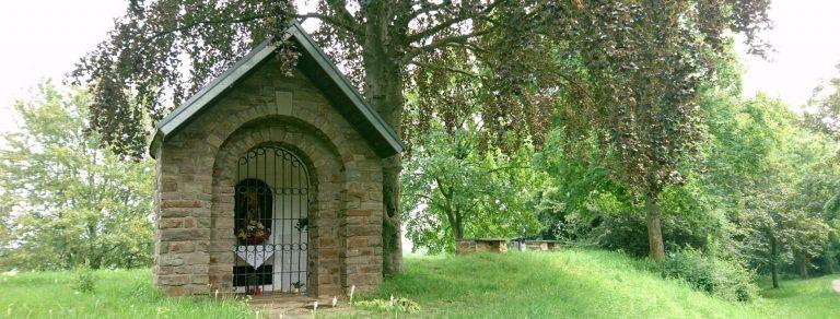 Gebet am Heiligenhäuschen 2018