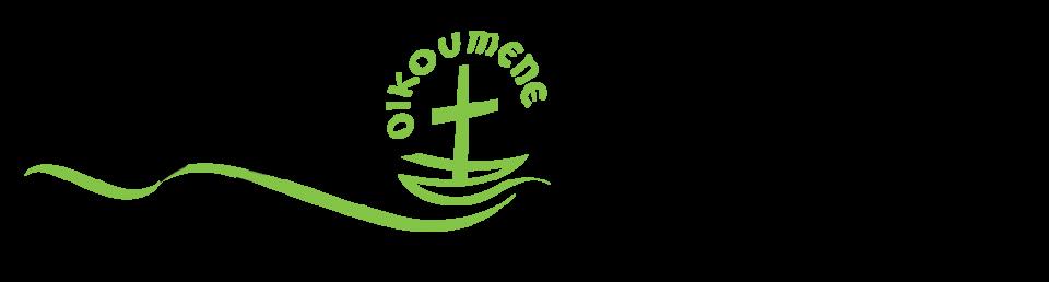 70 Jahre Ökumenischer Rat der Kirchen - Logo