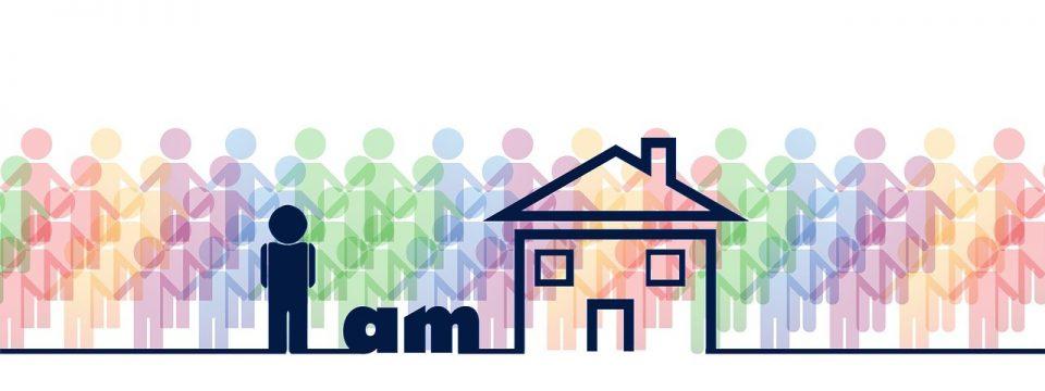 Integration - I am home. Grafik: geralt@pixabay.
