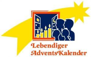 Logo Lebendiger Adventskalender