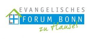 Logo des Evangelischen Forums Bonn