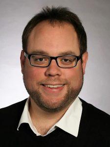 Porträt Jan-Hendrik Otto, von 2017 bis 2020 Vikar in der Evangelischen Lukaskirchengemeinde Bonn