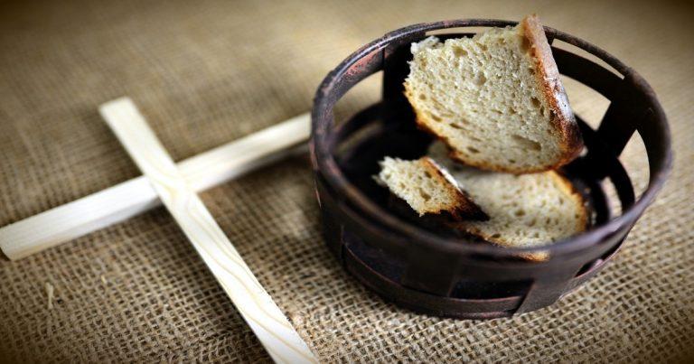 Gründonnerstag: Gottesdienst mit Abendmahl zu Hause